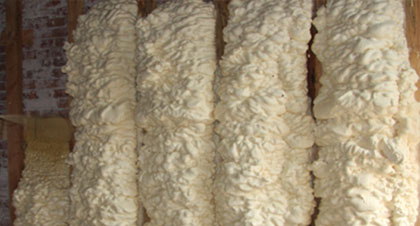 Types Of Spray Foam Insulation Energywise Foams And Coatings